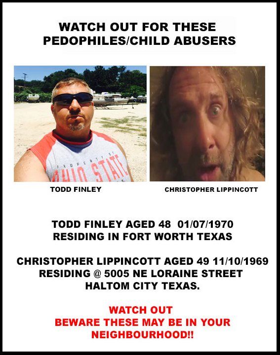 ABOUT Todd Finley Christopher Lippincott Pedophile Connections YOUTUBE poster