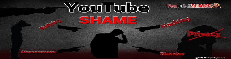 Youtube Shame Advertisers Fund GANG Stalkers